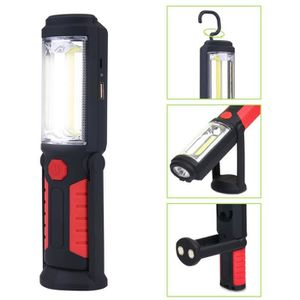 LAMPE DE POCHE Lampe Torche LED Rechargeable Mains-Libres 3W Bala