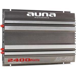 AMPLIFICATEUR AUTO auna AB-450 Ampli sono auto tuning voiture 4 x 90W
