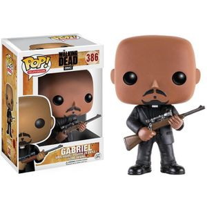 FIGURINE DE JEU Figurine Funko Pop! The Walking Dead: Gabriel