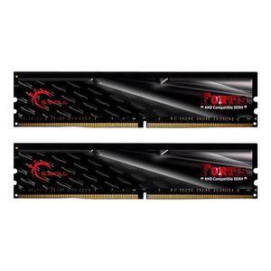 MÉMOIRE RAM GSKILL - Mémoire PC RAM - FORTIS DDR4 - 16 Go (2X8