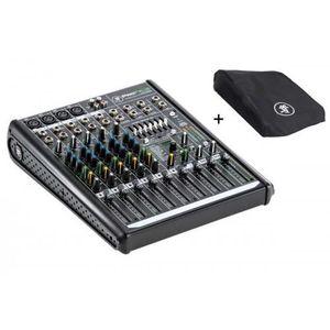TABLE DE MIXAGE Pack Mackie ProFX8V2  - Table de mixage 8 canaux a