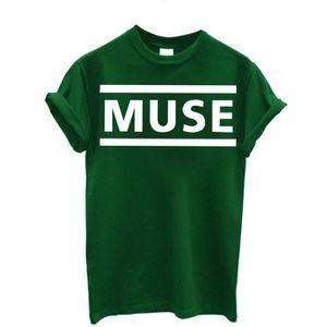 T-SHIRT T-shirt Homme Muse T-shirt 100% coton LaMAGLIERIA,