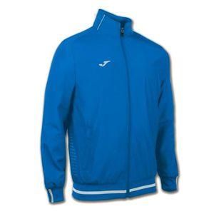 VESTE Joma - Campus II Micro Blue Jacket