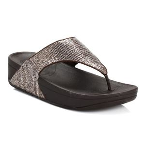 Pantoufles Brons Fitflop Fitflop Glitterball 1h6Ey