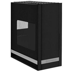 BOITIER PC  SilverStone SST-FT05B-W - Fortress Boîtier PC moye
