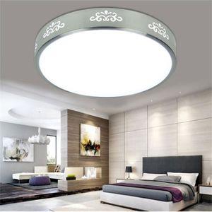 PLAFONNIER  LED Acrylique Plafonnier Moderne Rond super Lumin