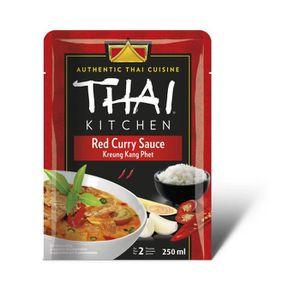 SAUCE EXOTIQUE - PIMENT Red curry sauce 250 ml Thai Kitchen