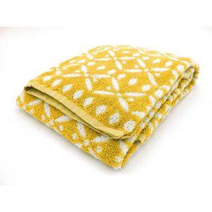 SERVIETTES DE BAIN TODAY Lot de 1 drap de bain 70x130cm + 1 serviette
