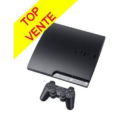 CONSOLE PS3 SLIM 320 Go