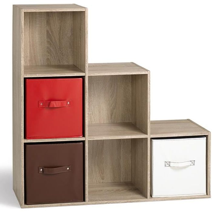 cube rangement 30 cm achat vente pas cher. Black Bedroom Furniture Sets. Home Design Ideas
