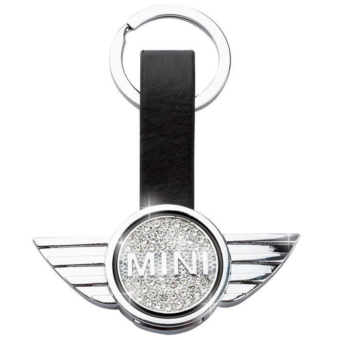 Porte-clés en diamant pour BMW MINI COOPER F54 F55 F56 F60 R56 R60, ornement de voiture Simple et créatif, à la mode [2969A08]