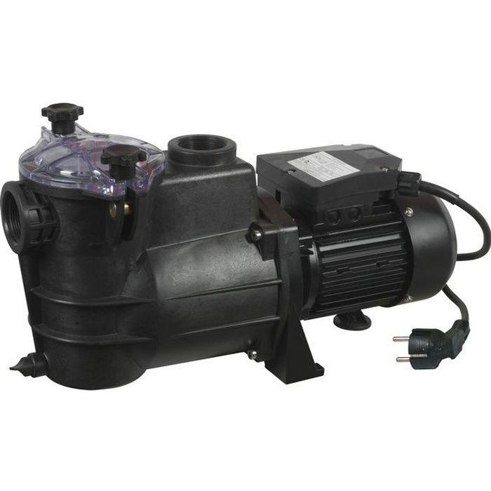 Pompe de filtrage 750 watts
