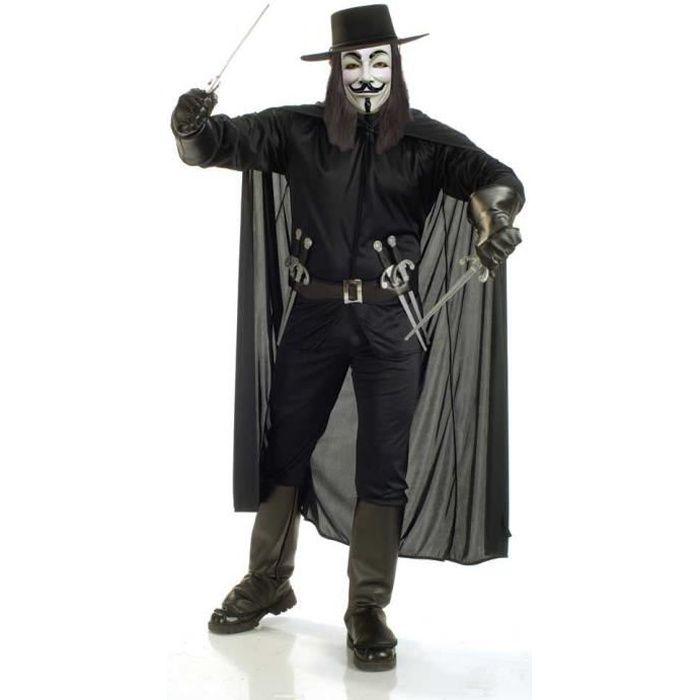 V pour Vendetta Costume Deluxe