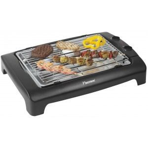 BESTRON AJA802T Barbecue de table - Noir