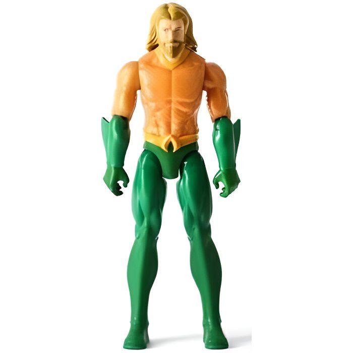 Figurine Aquaman 30 cm - DC - Super Heros Serie - Nouveaute