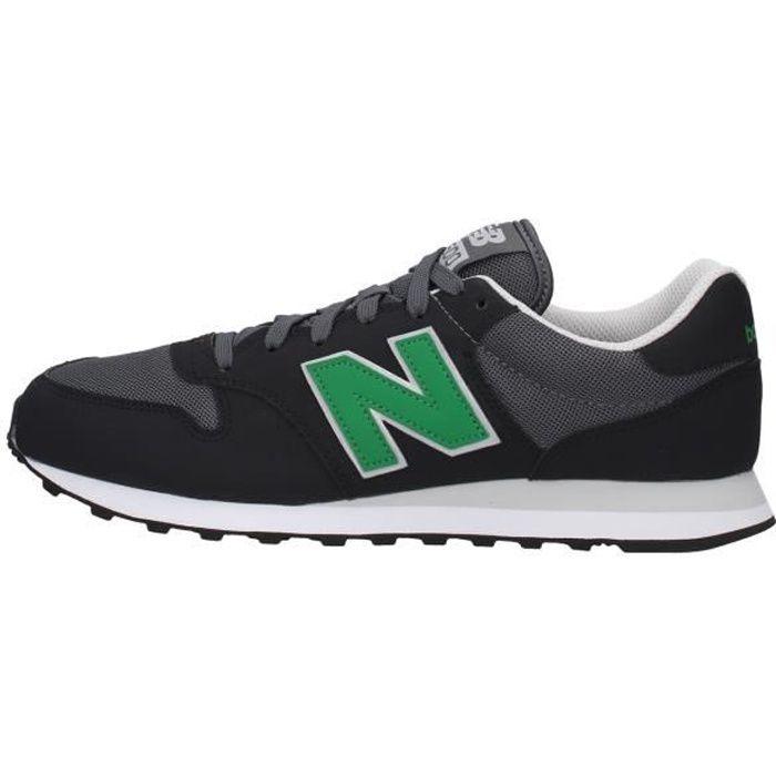 New Balance GM500VA1 chaussures de tennis faible homme NOIR