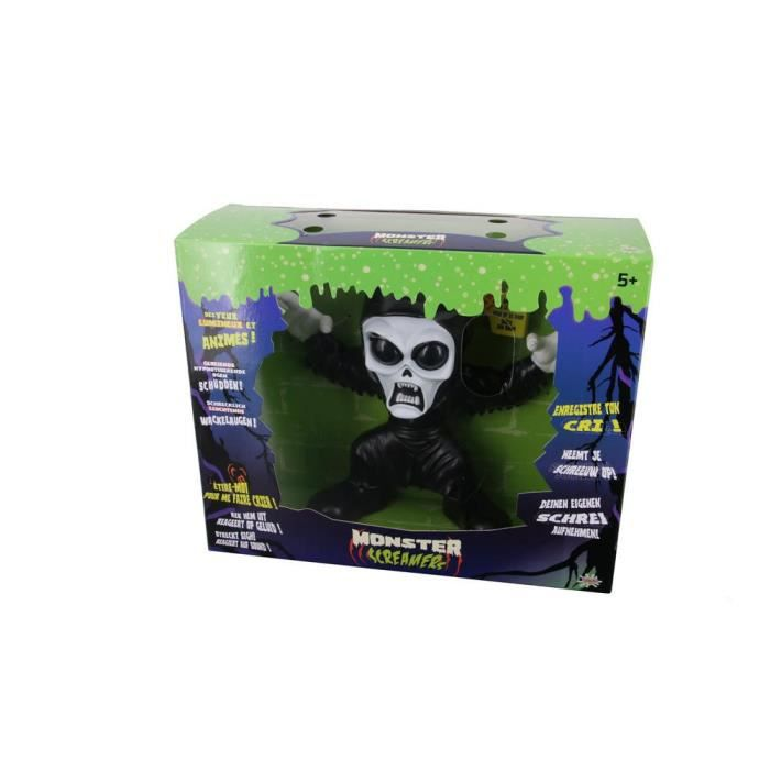 MONSTER SCREAMERS GhostFIGURINE MINIATURE - PERSONNAGE MINIATURE