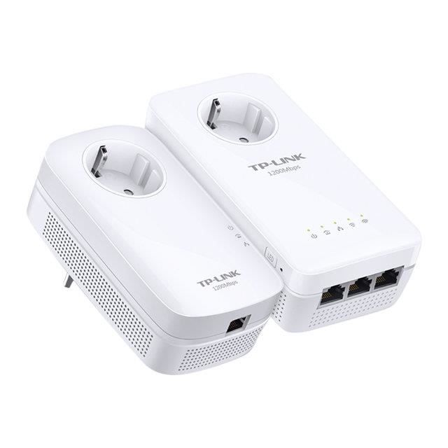 TP-Link Kit WiFi AC Passthrough Gigabit AV1200