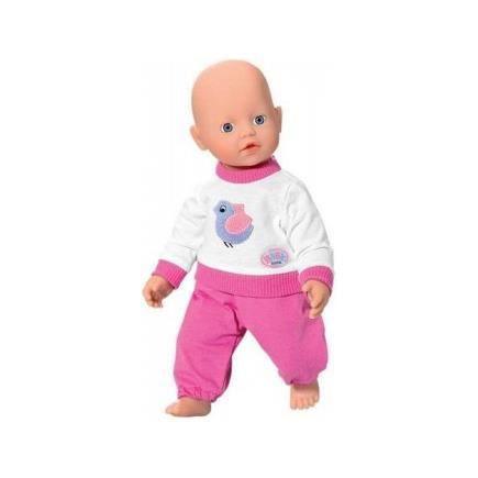 ZAPF CREATION - POUPON MY LITTLE BABY BORN BASI…