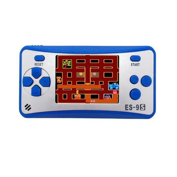 JEU ÉLECTRONIQUE Jeu électronique de poche Console intégrée 168 Cla