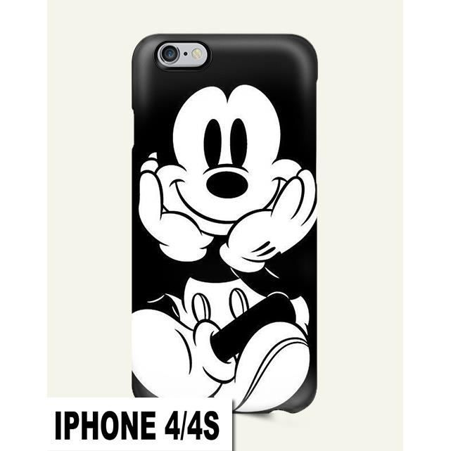 coque iphone 4 4s design mickey
