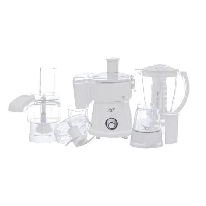 889400 Robot Cuisine Multifonction Capriccio 7 Fonctions 400w