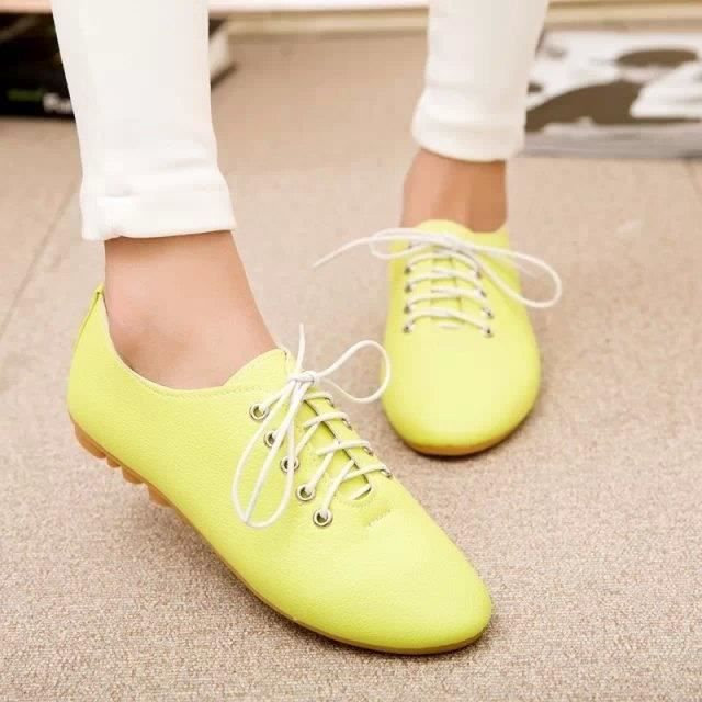 yellow Chaussures Spring Un de chaussures blanc a Mode Sport Souliers simples. ws0ztraf