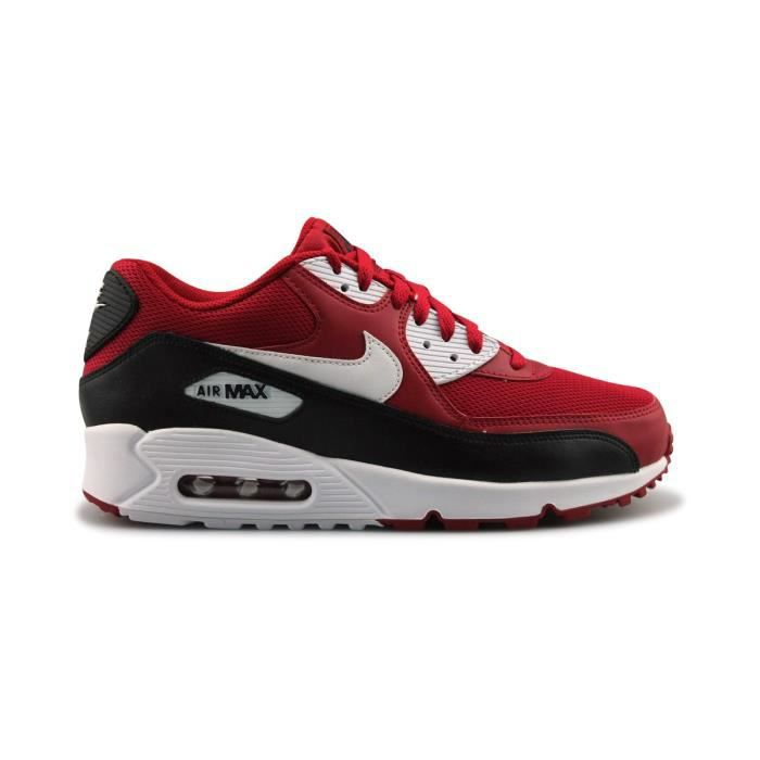 reputable site 76676 aa97b BASKET Nike Air Max 90 Essential Rouge