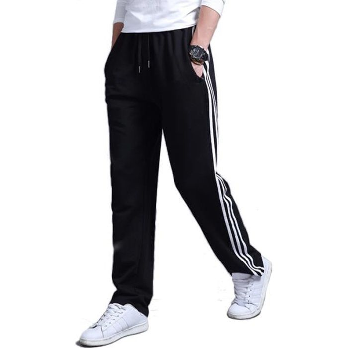 pantalon jogging homme adidas noir