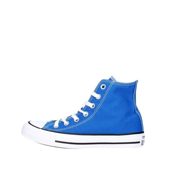 converse femme bleue 39