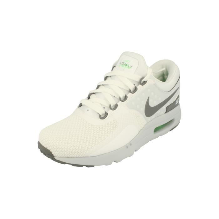 Nike Air Max Zero Essential Hommes Running Trainers 876070 Sneakers Chaussures 102 (EU 42)