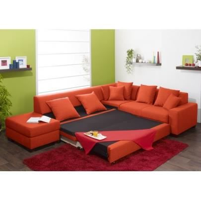 canap sofa divan canap dangle convertibles 7 places tissu
