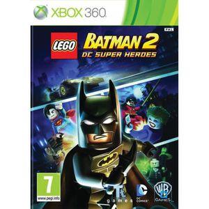 JEU XBOX 360 LEGO BATMAN 2 / Jeu console XBOX 360
