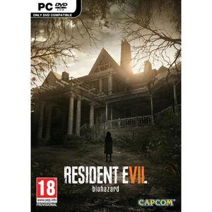 JEU PC Resident Evil 7 Biohazard Jeu PC