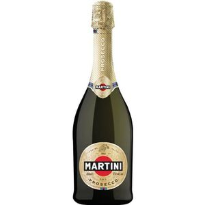 PÉTILLANT & MOUSSEUX Martini Prosecco Blanc - 75 cl