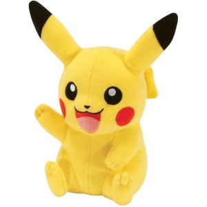 Peluche Pokemon Pikachu Happy