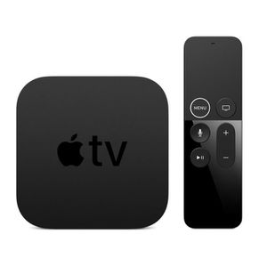 BOX MULTIMEDIA Apple TV 4K, Apple, A10X, 3072 Mo, 64 Go, H.264,M4