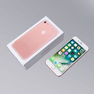 SMARTPHONE APPLE iPhone 7 Rose Or 128 Go Occasion Comme Neuf