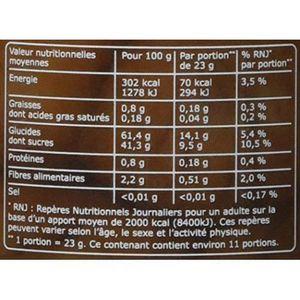 CRÈME DESSERT Clément Faugier Marrons au Cognac 430 g