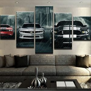 TABLEAU - TOILE Affiche de Peinture Image de Mur Pour La Décoratio