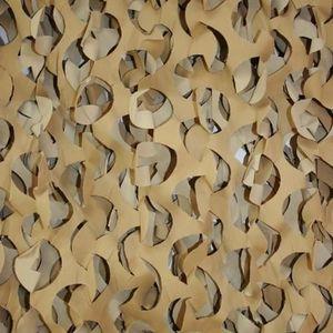 ACCESSOIRES CAMOUFLAGE 6 x 2.4 m FILET DE CAMOUFLAGE BEIGE SABLE TAN DESE