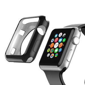 PROTECTION MONTRE CONN. CODREAM® Coque en TPU doux pour Apple Watch iWatch