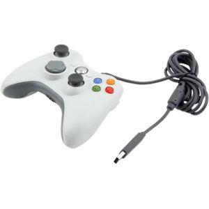 JOYSTICK Manette de jeu Contrôleur USB Filaire Joystick Gam