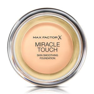 FOND DE TEINT - BASE 2 x Max Factor Miracle Touch Skin Smoothing Fond d