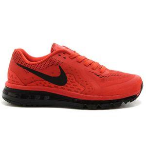 Nike Air Max 2014 Baskets Rouge et Noir TU Achat Vente