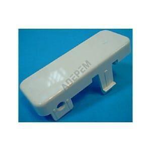 MICRO-ONDES Bouton poussoir blanc pour Micro-ondes Ariston, Mi