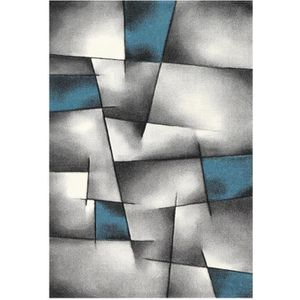 TAPIS Tapis BRILLANCE ULTIMATE bleu Tapis Moderne 200 x