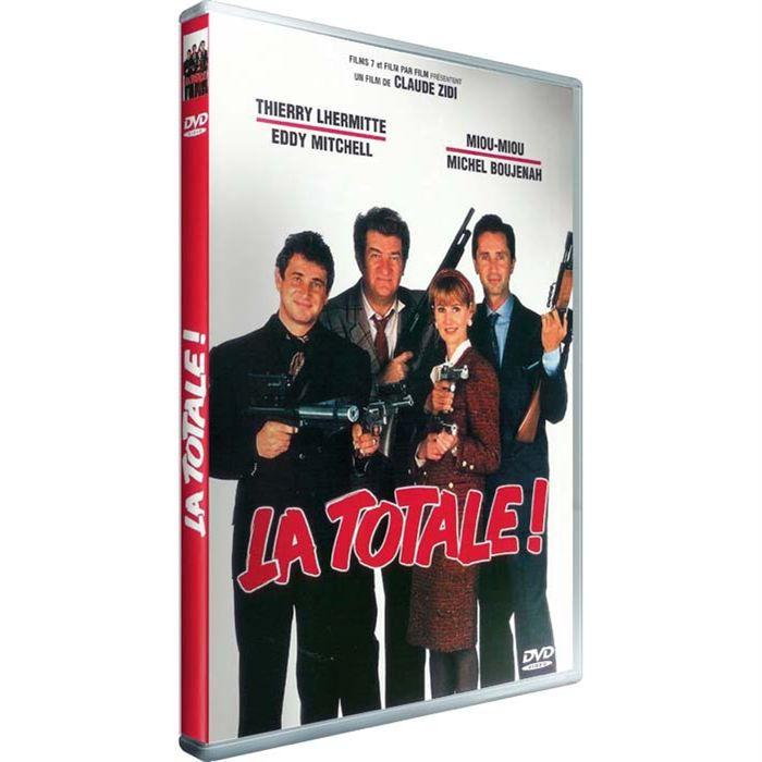 DVD FILM DVD La totale