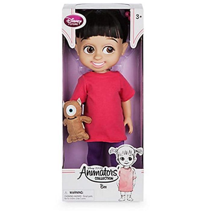 Poupee ASW4R Animators' Collection Boo Doll - Pixar Monsters Inc - 16'' - New