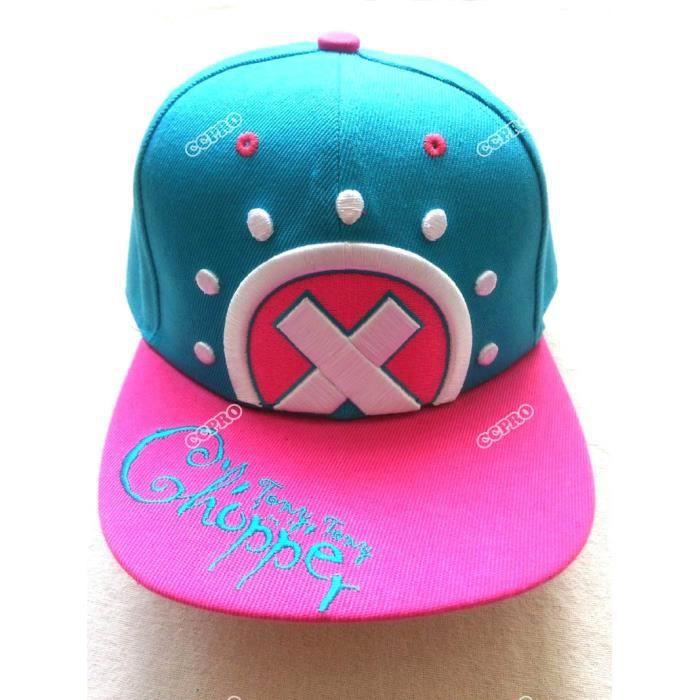Une pièce Anime Tony Tony Chopper casquettes de Baseball Tokyo Ghoul Hip Hop chapeaux hommes femmes Tony Tony Chopper Adjustable